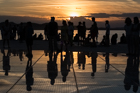 Farewell to the Sun, Zadar