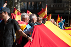 Spanish National Day, Barcelona