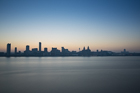 Dawn over the Mersey, Liverpool